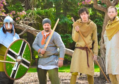 Heimdall spears 4