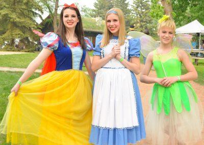 Princesses Joy's School of dance 2